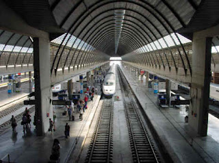tren a madrid