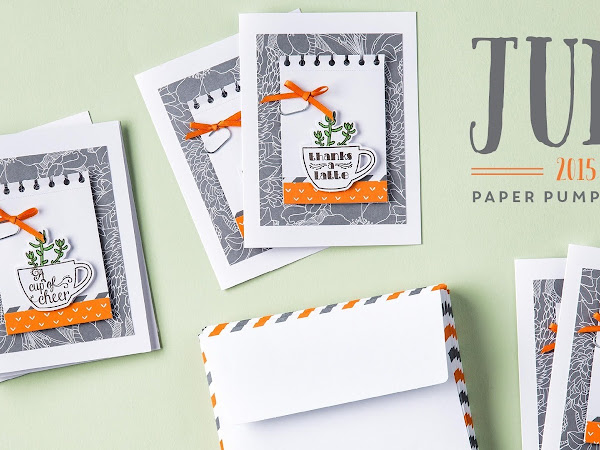 How to alternate your Paper Pumpkin Kits!