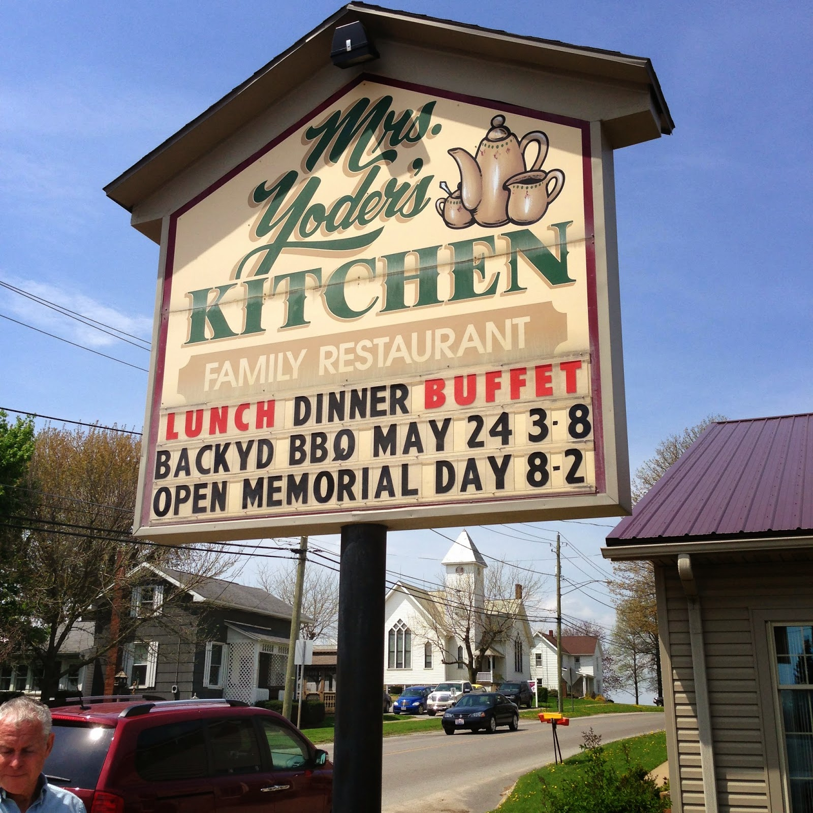 AMISH READER: VISIT TO HOLMES COUNTY, OHIO, PART 2 - MRS. YODER\'S ...