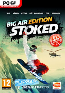 Stoked Big Air Edition - cover