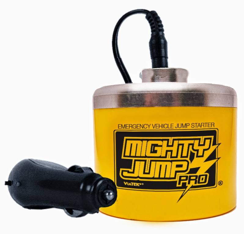 Enter the  Viatek Mighty Jump Pro Platinum Series Giveaway. Ends 10/9