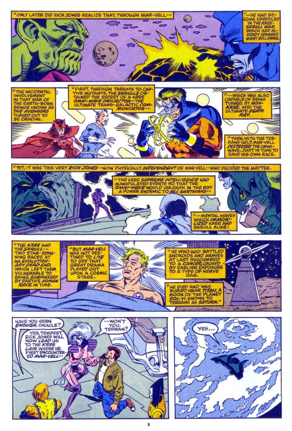 Captain America (1968) Issue #398b #332 - English 4