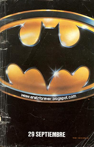 Batman, Tim Burton, Michael Keaton, Jack Nicholson, 1989