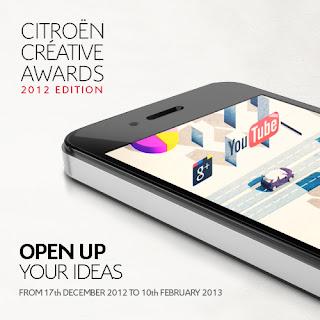 Citroën Créative Awards 2012