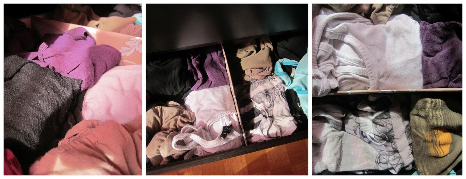 diy dresser dividers