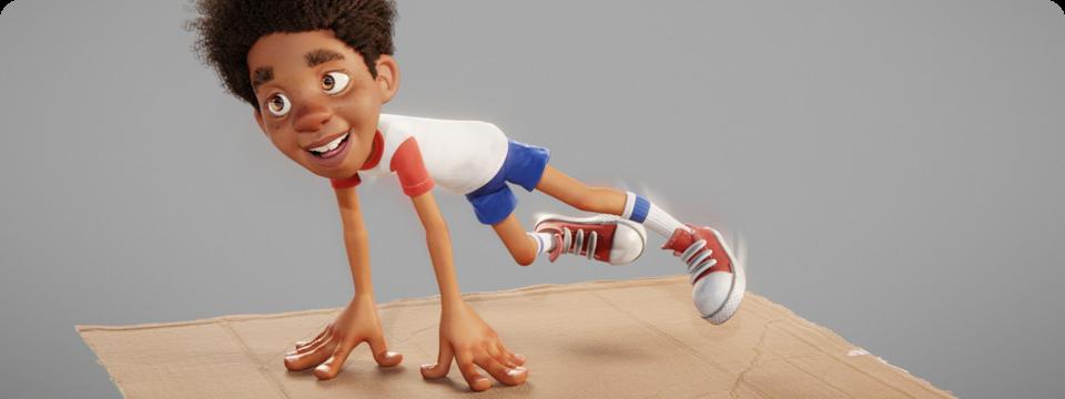 Lucas Falcao | 3D Character Artist