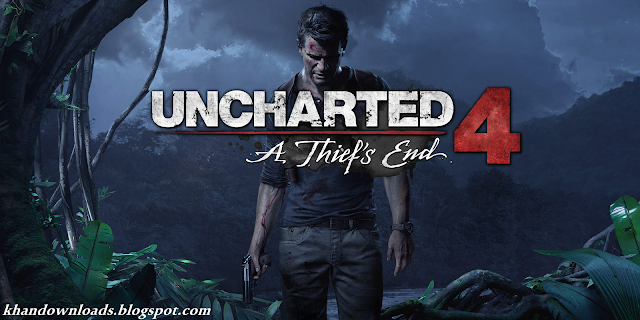Uncharted 4 A Thief's End PC Game