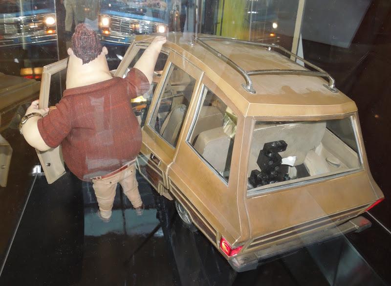ParaNorman model car
