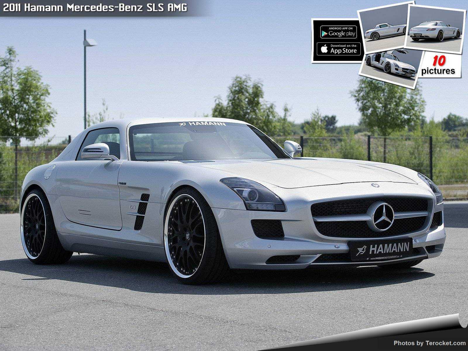 Hình ảnh xe ô tô Hamann Mercedes-Benz SLS AMG 2011 & nội ngoại thất