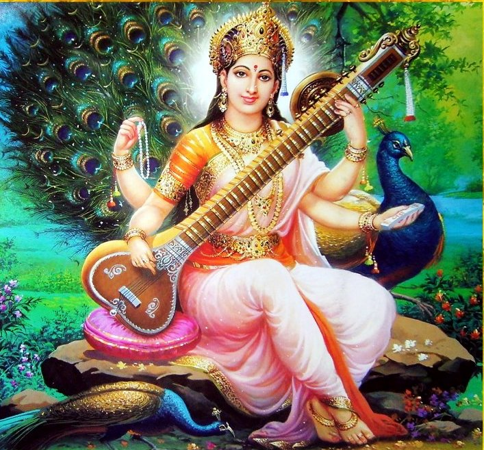 Saraswati Mata is also known by different names the most commonly used ...