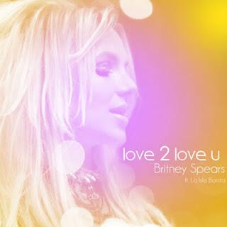 Britney Spears - Love 2 Love U Lyrics