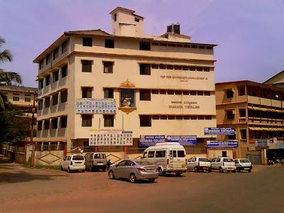 Sharada Vidyalaya School & College Kodilabail