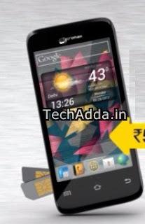 micromax+ninja+4.0+Android+Mobile