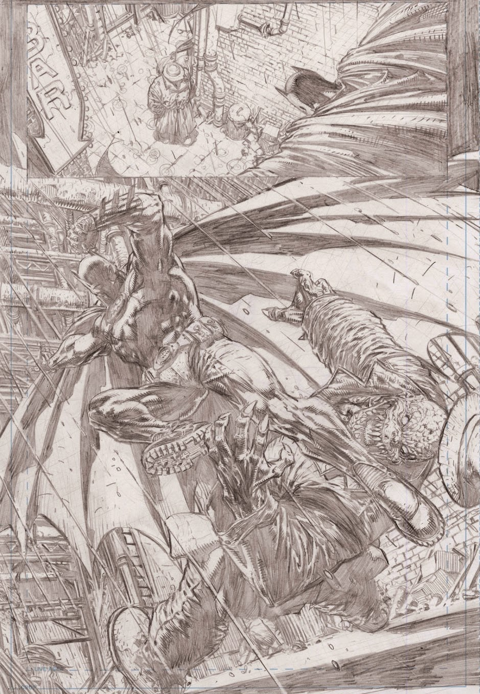 Why Not : A Blog: David Finch Pencils