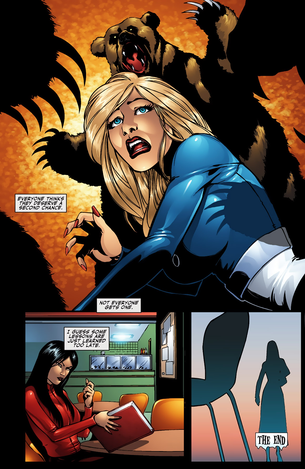 Grimm Fairy Tales (2005) Issue #9 #12 - English 24