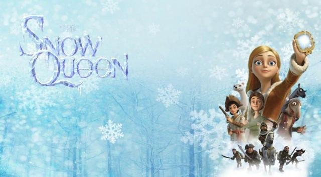 Nữ Hoàng Tuyết, Snow Queen