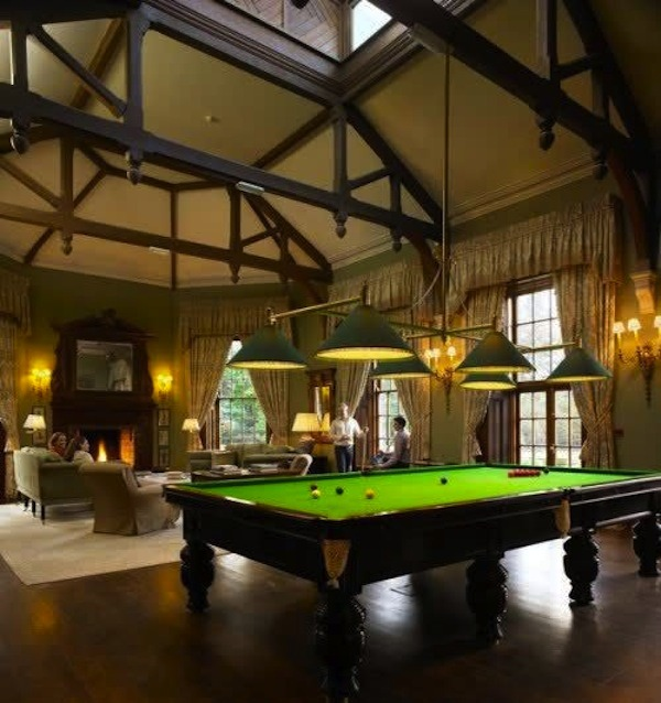 Billiard Rooms: 25 Great Designs Of Billiards Room
