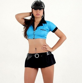 Policial Sexy