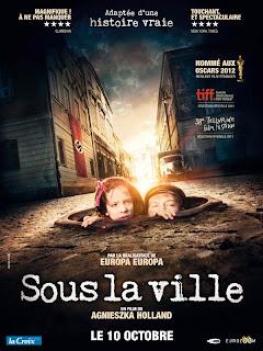 Affiche de Sous la ville, de Agnieszka Holland (2011)