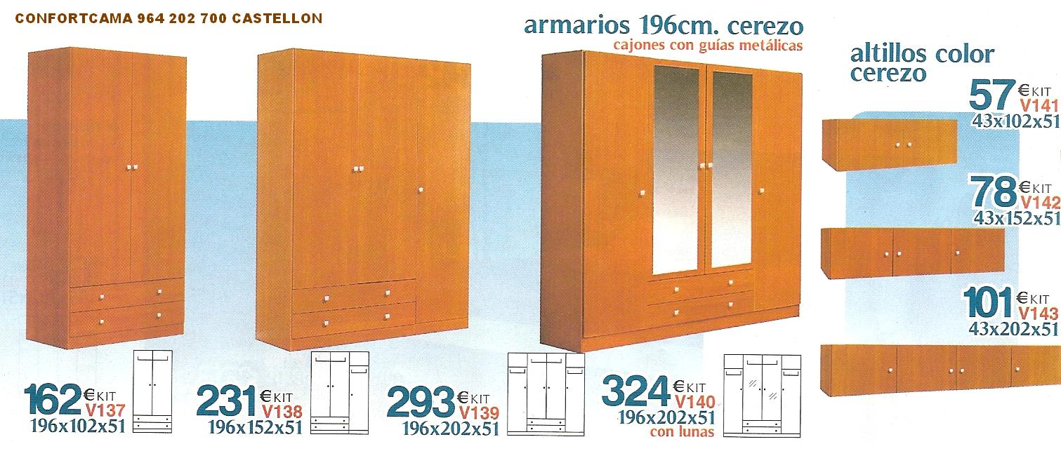 Muebles oferta kit armarios - Muebles kit espana ...
