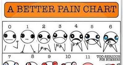 Sam vs. Lupus: A Better Pain Chart