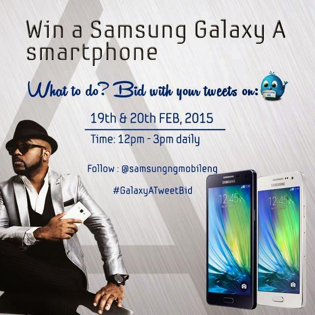 @BankyW #SamsungNation Giveaway. Win a #SamsungGalaxyA3NG and #SamsungGalaxyA5NG