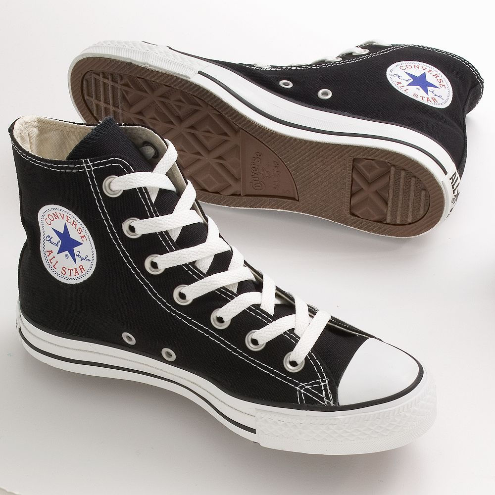 converse converse chuck taylor all star high top shoes. Black Bedroom Furniture Sets. Home Design Ideas