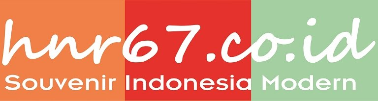 Souvenir Indonesia Modern