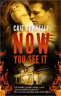 Now You See it by Cait Donnelly