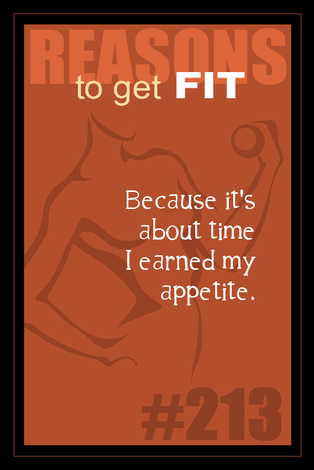 365 Reasons to Get Fit #213
