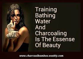 Charcoaling : Cara praktis untuk kecantikan alami
