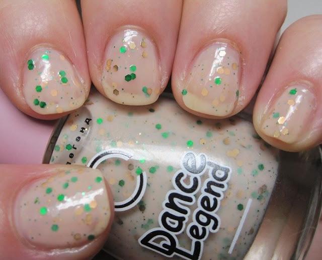 Dance Legend Creme Brulee glitter