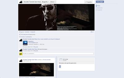 Osvaldo Tornello Solo Piano Página de Facebook en Directoriopax Agrega tu blog o web