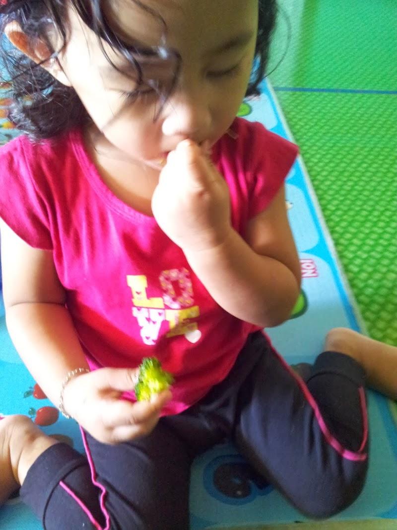 Bila Anak Suka Sayur Dan Buah