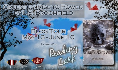 CRUENTUS BLOG TOUR!