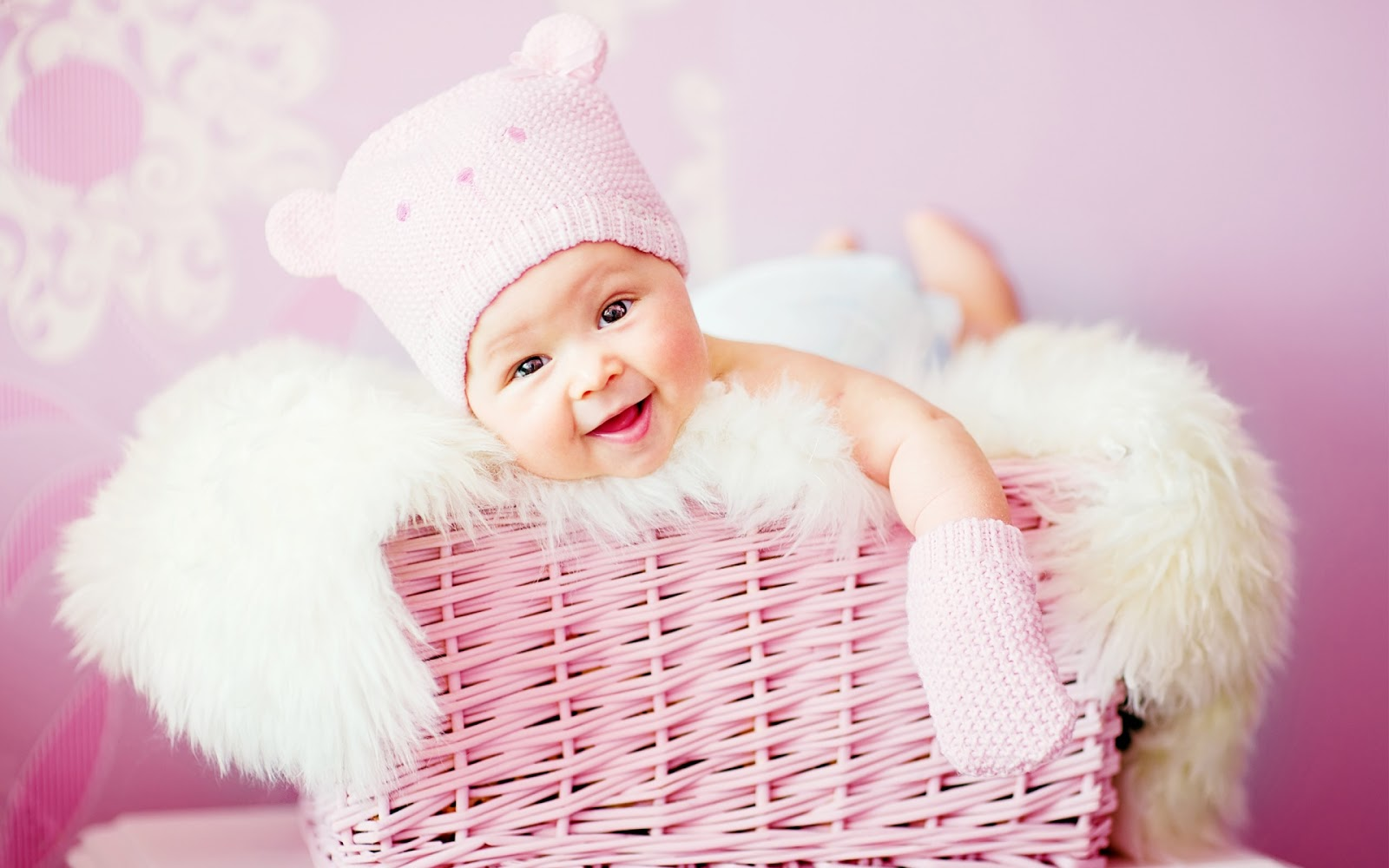 Cute Laughing Baby
