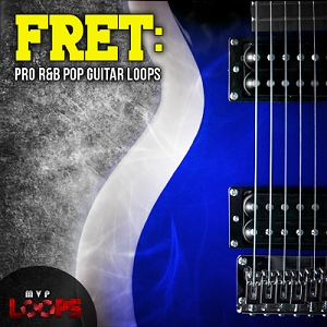 MVP Loops - Fret Pro RnB & Pop Guitar Loops [ACID-WAV/REX/AIFF] screenshot