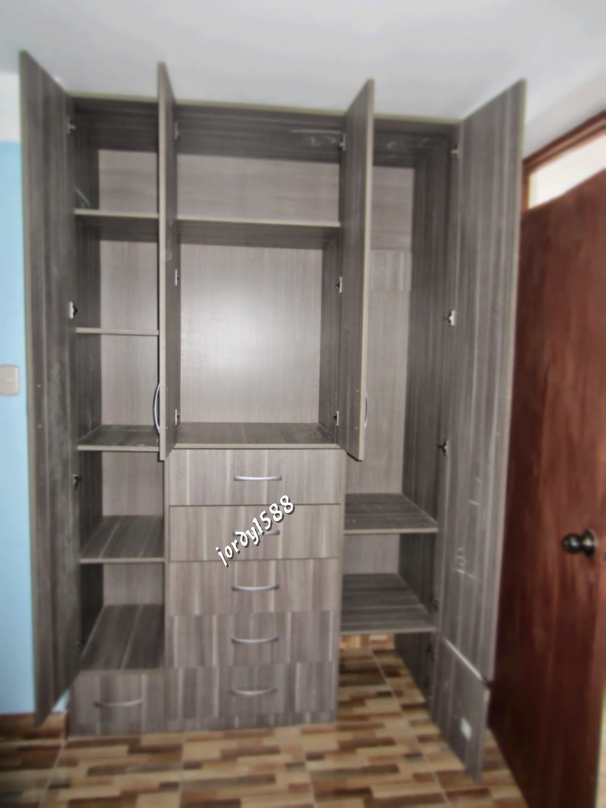 Puertas de roperos empotrados armarios empotrados - Roperos empotrados ...