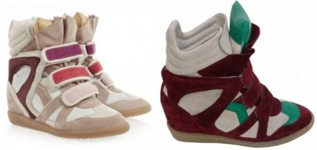 8cc35743e3c The multicolor models such as those of Giuseppe Zanotti are a must have this  autumn 2012. These shades on