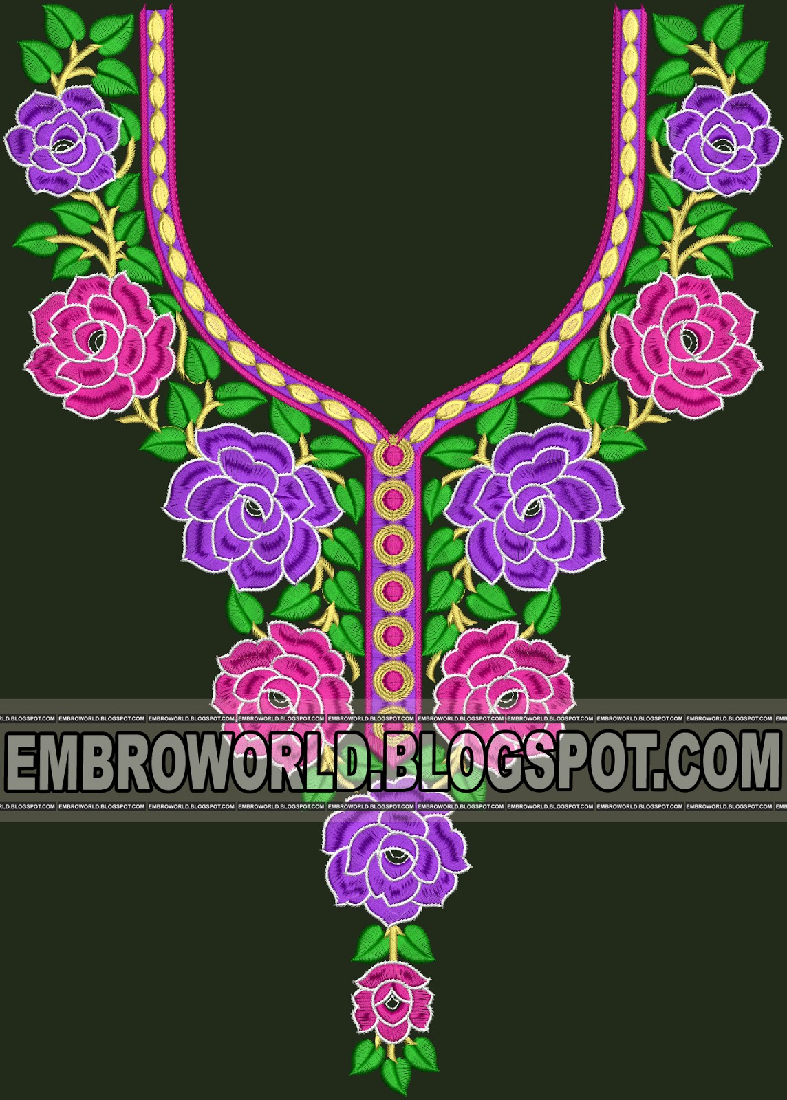 List of most stylish party fashion style embroidery design Fashion embroidery designs