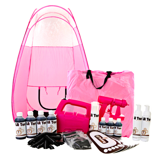 Diy Spray Tanning At Home I Heart Cosmetics
