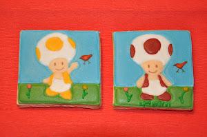 Toad de Mario Bros