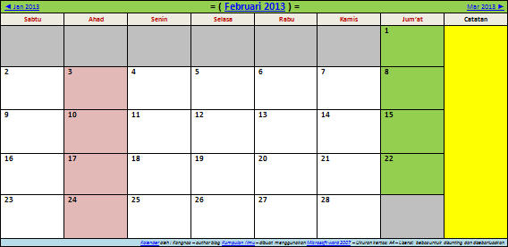 word kalender, excel kalender, word kalender februari 2013, excel kalender februari 2013, kalender harian, kalender bulanan, kalender google, kalender saku, kalender cetak, contoh kalender, contoh kalender terbaru, printable kalender, contoh kalender saku, contoh kalender yang baik, cara membuat kalender, kalender 2013, kalender februari 2013, kalender siap print, catatan harian, catatan bulanan, kalender simpel, kalender tabel, kalender excel, kalender word, google kalender, gambar kalender, kalender indonesia, kalender 2013, kalender 2013 indonesia, kalender masehi 2013, kalender hijriyah 2013, kalender jawa, kalender indonesia 2013, kalender cuti bersama 2013, kalender hari libur nasional 2013, gambar kalender 2013, poster kalender 2013