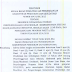 Prosedur Operasional Standar Ujian Sekolah Tahun 2015