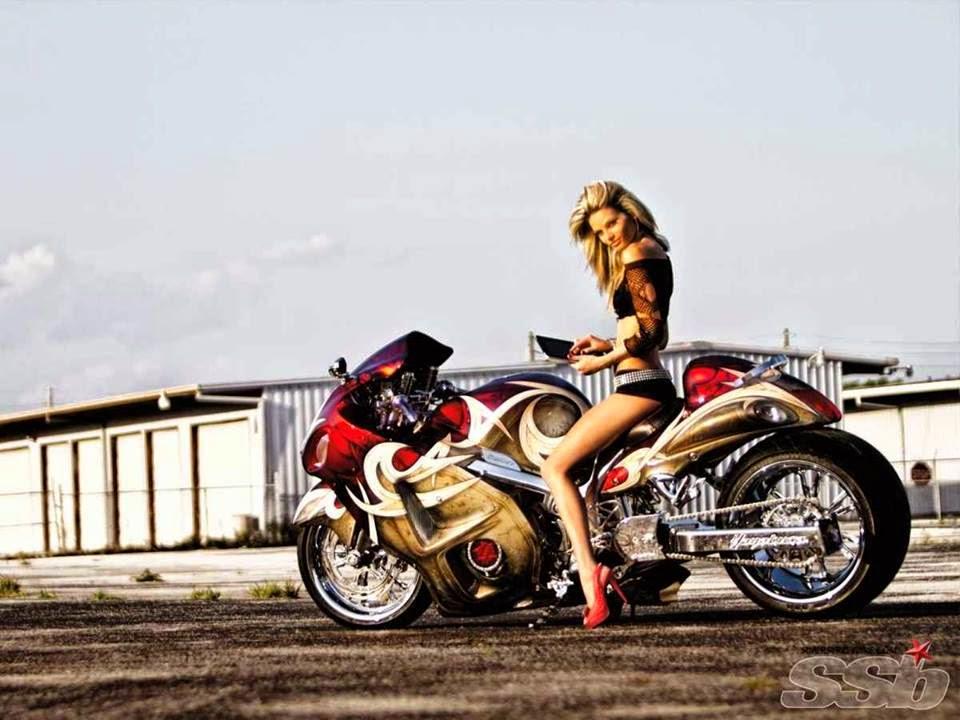 Mercenary Garage Hayabusa Girl Make Your Own Beautiful  HD Wallpapers, Images Over 1000+ [ralydesign.ml]