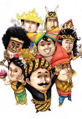 Keaneka ragaman suku bangsa di Indonesia