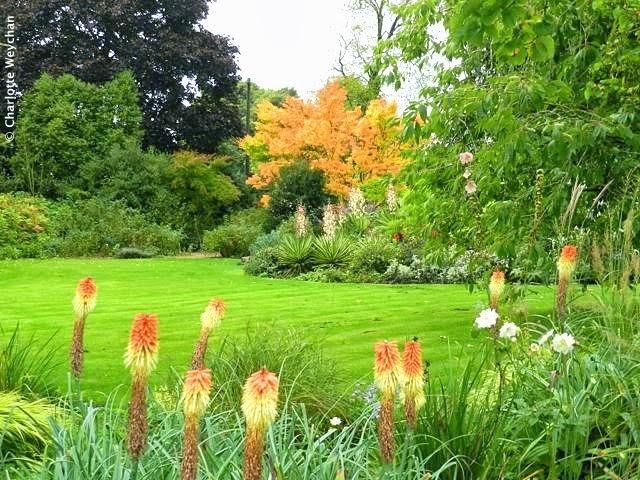 The galloping gardener britain 39 s best october gardens where to see wonderful autumn colours - Garden design john brookes ...