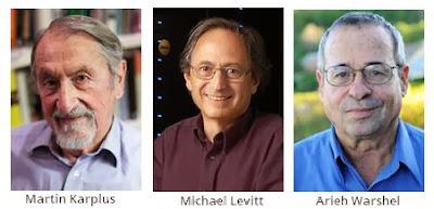 Premios Nobel de Química 2013