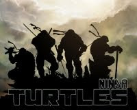 Ninja Turtles Movie produced by Michael Bay