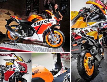 Menjajal Kecepatan All New Honda CBR 250
